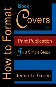 How to Format Book Covers